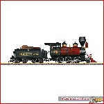 LGB 20280 - D&RGW Mogul Steam Locomotive - New 2018