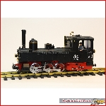 LGB 20721 - ÖBB 298,56 - Steamloco, used, with onboard decoder, original box
