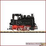 LGB 20752 - DR Steam Locomotive, Road Number 99 5015 - New 2018