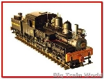 LGB 20821 - SHAY steam loco, new, in wooden box, certificate of authenticity, ha