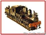 LGB 20821 no certificate - SHAY steam loco - New - Handmade - No certificate - N