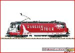 LGB 21428 - RhB Elektrolok Ge 4/4 III Glacier on Tour - Summer New Item 2017