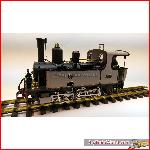 LGB 21780 TA steam loco 54 gray, G-track, llm, | Big Train World