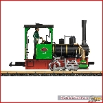 LGB 24141 - Field Railroad Locomotive - New 2019