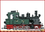 LGB 24742 - DEV Spreewald Steam Locomotive 100th Anniversary Model - New 2017
