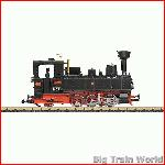 LGB 25701 Steam Locomotive type U, DRG Ep. II | Big Train World