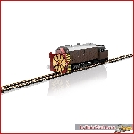 LGB 26605 - RhB Xrot Steam Rotary Snowplow - New 2018 - Exp. delivery Dec 2018