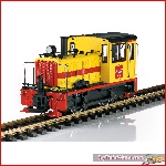 LGB 27631 - Coca-Cola® Diesel Locomotive - New 2019