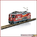 "LGB 28443 - RhB ""50 Years of LGB"" Class Ge 4/4 II Electric Locomotive - New 2018"