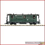 LGB 30324 - DR Type KD4 Baggage Car; III+IV - New 2020
