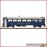 LGB 31681 - RhB Dining Car - New 2018