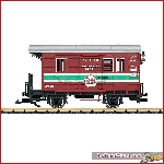 LGB 32191 - Mail Car for the Richter Stainz Locomotive - New 2018