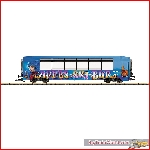 LGB 33662 - Panorama Car with a Bar; VI - New 2020