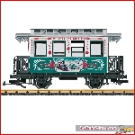 LGB 36021 - Christmas Car for 2021 - New 2021