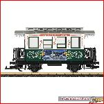 LGB 36072 Christmas Passenger Car for 2015 | Big Train World