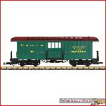 LGB 36846 WP&YR Baggage Car | Big Train World