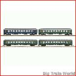 LGB 39310 Passenger Car Set DB, Ep. III | Big Train World