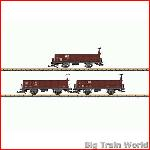 LGB 40030 HSB Gondola Car Set | Big Train World