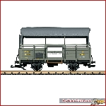 LGB 40271 - Saxon Freight Car, Car Number 4333K - New 2018