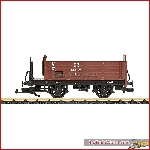 LGB 40552 - DR 99-03-52 High side gondola Ep III - New 2017