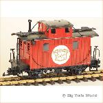 Caboose rood