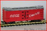 LGB 4072US - Coca Cola reefer US special
