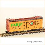 LGB 4074 Pabst Beer Reefer | Big Train World