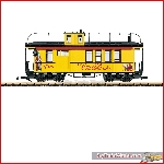 LGB 40757 - Coca-Cola® Caboose - New 2019