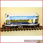 LGB 41891 - Containertragwagen Aldi - Dairy - Limited Edition