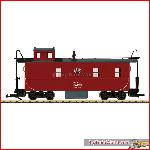 LGB 42793 Caboose undecorated | Big Train World