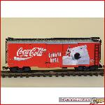 LGB 42912COLA - COCA COLA  Box Car