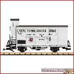 "LGB 43356 Refrigerator Car ""Pfannenberg"" 