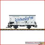 LGB 43357 - Beer car Weihenstephan - New 2016