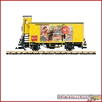 LGB 43359 - Coca-Cola® Refrigerator Car - New 2019