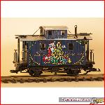 LGB 44653 - Weihnachts Caboose