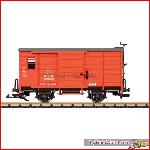LGB 46357 Fire Fighting Train Equipment Car | Big Train World