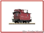 LGB 46659 - Sumpter Valley Ry Caboose 5