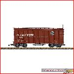 LGB 48672 - Box-Car Southern Pacific - New 2016