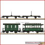 LGB 49390 DEV Car Set | Big Train World