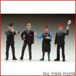 LGB 51405 Swiss Railroad Worker Figures | Big Train World