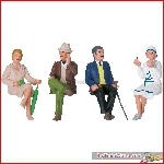 LGB 53009 - Set of Figures for the Orient Express - New 2021