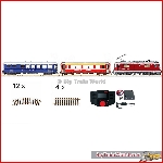 Buy Rhaetische Bahn starter set LGB 70018 at Big Train World