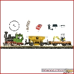 LGB 70403 Freight Train Starter Set, 230 Volt | Big Train World