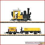 LGB 70503 - Construction Site Train Starter Set. 230 Volts