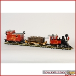 LGB 71414 - Lake George & Boulder, Western freight train starter set