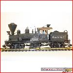 Bachmann 81199 - Shay, Pardee & Curtin LBR Cor - weathered by Magnus