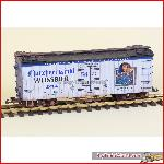 Magnus / Usa Trains R16189 - Magnus Reefer Munchener Kindl, verouderd