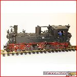 LGB 21842 - DR Steamloco Meyer - Sound, weathered by Magnus