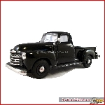 maisto 31952Z - Chevrolet pickup 3100 1950 black 1:25