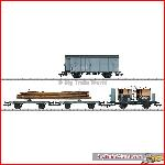 Marklin 58403 - SBB Freight Car Set 4 pc.